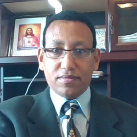 Professor Mussie Tessema